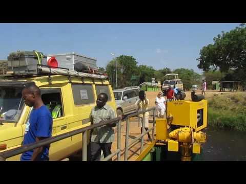 MVI 4214   Ferry Murchison Falls NP