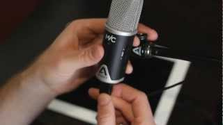 Learn more about Apogee Products: http://www.apogeedigital.com/prod...
