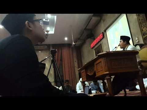Kuliah Subuh Terpopuler ; Dr KH Hamdan Rasyid MA