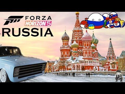 FORZA HORIZON 5 Russia thumbnail