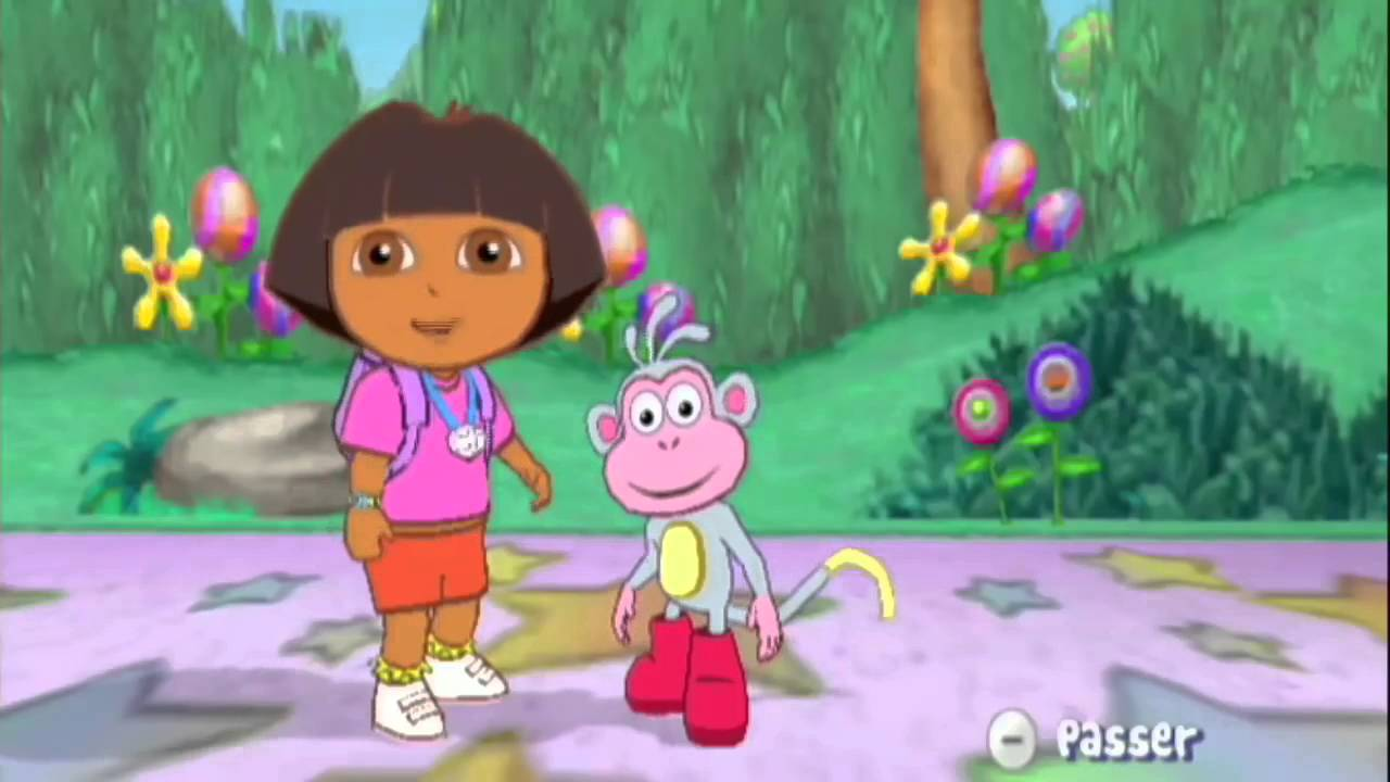 Dora l 39 exploratrice et la princesse des neiges jeux complet youtube - Dora princesse des neiges ...