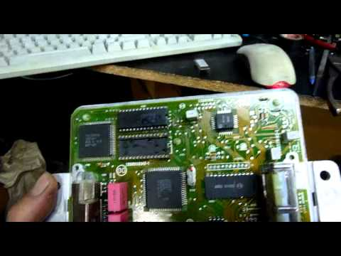 Attempted repair of Flooded E32 E-Box (Motronic ECU Water Damage)