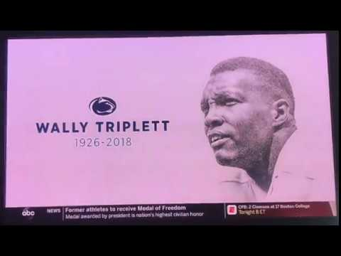 announcers-pay-tribute-to-wally-triplett-during-saturdays-game