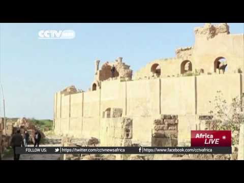 Independent militia takes up arms to protect Libya's ancient city