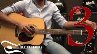الدرس الثالث: اسهل طريقة لوزن اوتار الجيتار