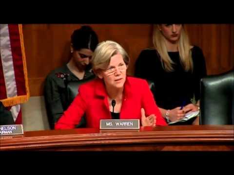 Senator Elizabeth Warren - Protecting Seniors From Medication Labeling Mistakes