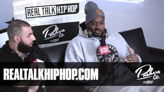Ghostface Killah Talks Action Bronson and Crazy Fan Stories