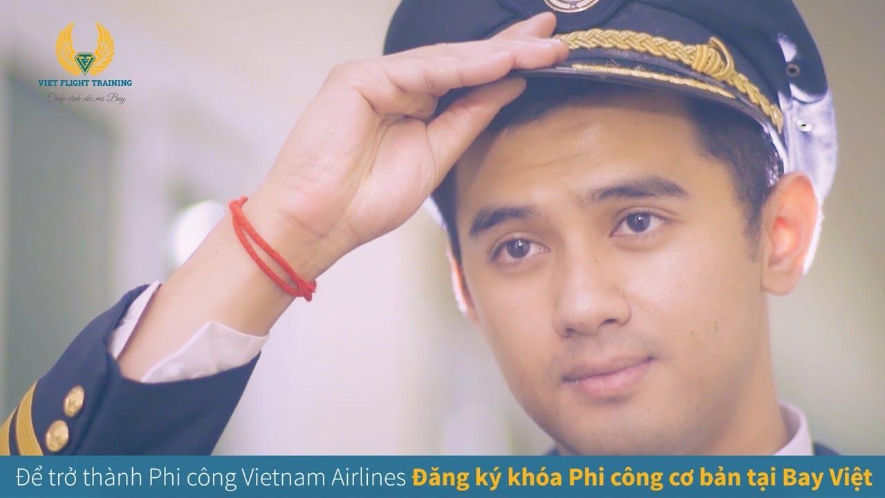 Hàng Không Thiếu Nhân Lực Do Tăng Trưởng Nóng | Trường Phi Công Bay Việt