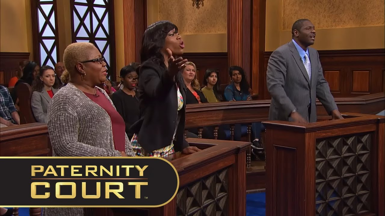 Man With Four Wives Denies Paternity (Full Episode)   Paternity Court