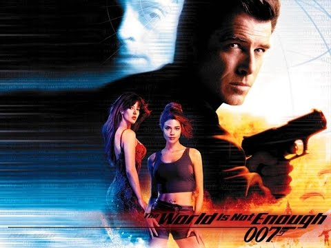 007 The World Is Not Enough All Cutscenes (Game Movie)