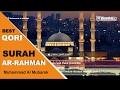 Download lagu Surah Ar rahman Muhammad al mubarok Mp3