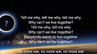 "Sade - Why Can´t We Live Together - Scroll Lyrics ""22"" Mp3"