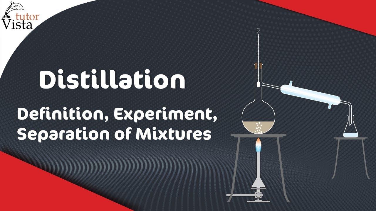 Distillation   Definition   Examples   Diagram