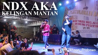 Video NDX AKA - Kelingan Mantan (Live in Halaman KR Jogja 2017) download MP3, 3GP, MP4, WEBM, AVI, FLV Agustus 2018
