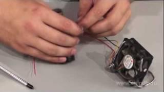 Настільний вентилятор своїми руками