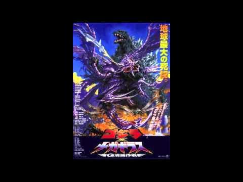 Godzilla vs. Megaguirus (2000) - OST: Earth's Greatest Deathmatch