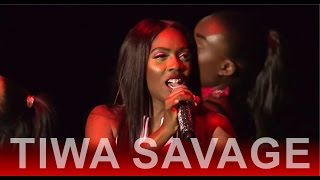 TIWA SAVAGE  PERFORMANCE at One Africa Music Fest 2017