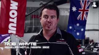 Rob Whyte coming to D1NZ Round 4 for Oz vs NZ showdown!