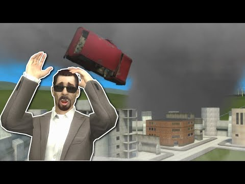 NATURAL DISASTERS SURVIVAL! - Garry's Mod Gameplay - Gmod Zombie Tornado Survival en streaming