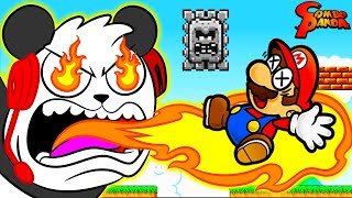 LAST TIME I PLAY UNFAIR MARIO! Let's Play with Combo Panda