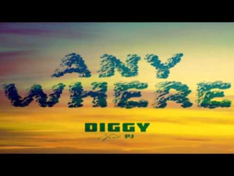Diggy Simmons - Anywhere (Feat. PJ)
