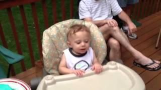 Ezra's first birthday Thumbnail