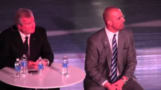 What did fans ask James Franklin? (video)