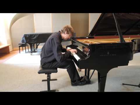 Johann Sebastian Bach: Italienisches Konzert, BWV 971 (Jan Dušek – piano) /LIVE/