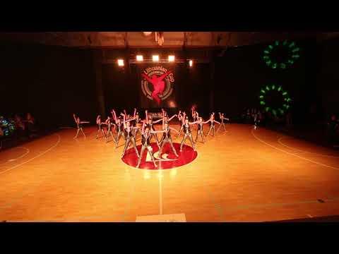 Triada | Disco Dance Big Teams U16 | Lithuanian Cup 2017