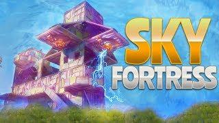 SKY FORTRESS (Fortnite Battle Royale)