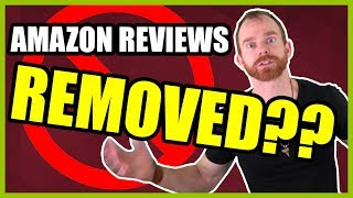 Amazon removed my reviews! | 6 Strategies to Respond
