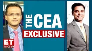 CEA Krishnamurthy Subramanian at Jana Bank Finance   Exclusive