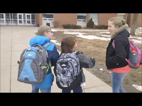 A Day In The Life of a 5th Grader at HMS