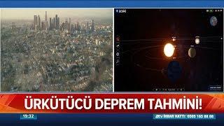 """""""9 büyüklüğünde deprem olacak"""" - Atv Haber 26 Şubat 2019"""