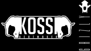 Speed Art Logo KOSSI beatmaker |By GRIZLY