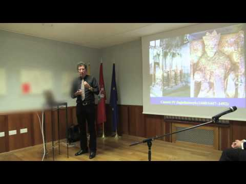 12-Dec-2012 'The Grand Duchy of Lithuania and Political Union' by Prof.Robert Frost