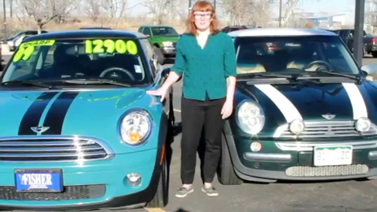 Whats The Difference 2002 2009 Mini Cooper