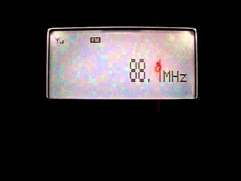 (E-Skip) HOPI RADIO (KUYI) 88.1 de Hotevilla, AZ captada en Monterrey, Mexico 1496 Kms
