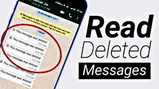 || The most effective method to See Sender Deleted Whatsapp,Viber,imo Messeges || Before You Read ||