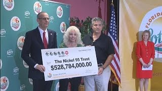 Meet Couple Who Are $187 Million Richer After Winning Florida Lottery