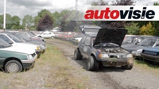 Hollandse monsterverzameling Peugeot 205'jes  - by Autovisie TV