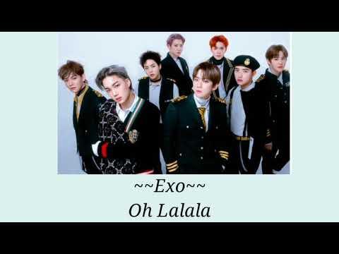 """EXO """"Ooh La La La"""" easy lyrics"""