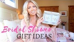 ??? Bridal Shower Gift Ideas ???