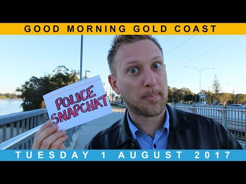 Good Morning Gold Coast at Macintosh Island (Ep. 204) - Tuesday 1 August 2017