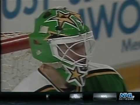 1990 Norris Division Semi Finals - Hawks vs Stars