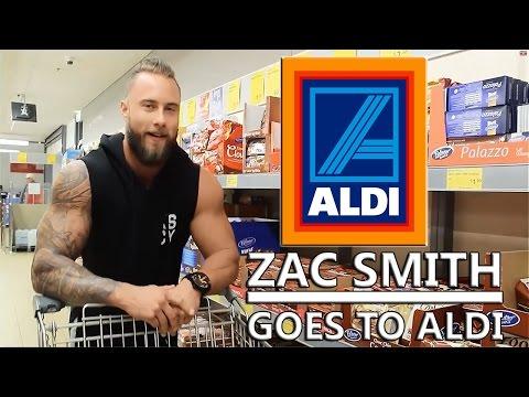 Zac Smith - Grocery Shopping Essentials.