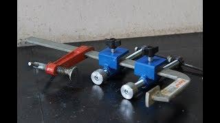 morsetto mobile per bordi (homemade edge clamp)