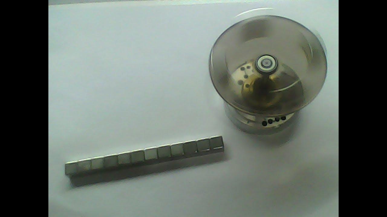e45ebd04256 Gerador de energia Magnético!!! Energia de graça!!! - YouTube