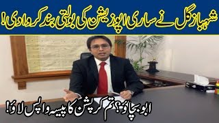 Watch: Shahbaz Gill's Befitting Response To PMLN's Tactics | Breaking News - Lahore News HD