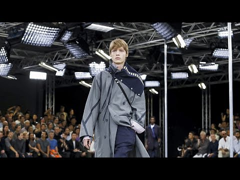 Lanvin | Spring Summer 2018 Full Fashion Show | Menswear